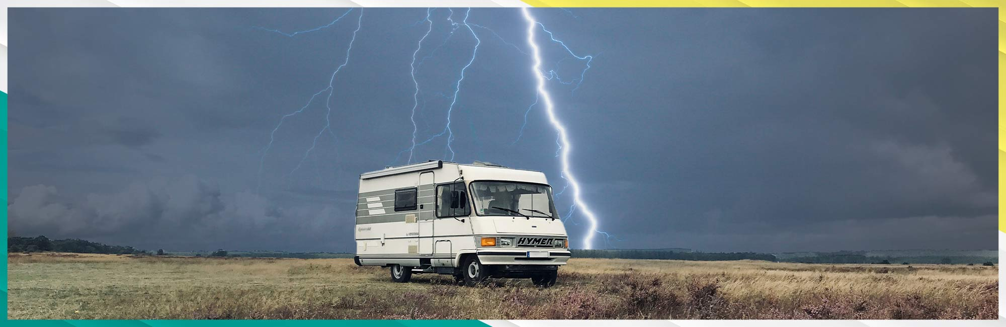 RV storm safety tips