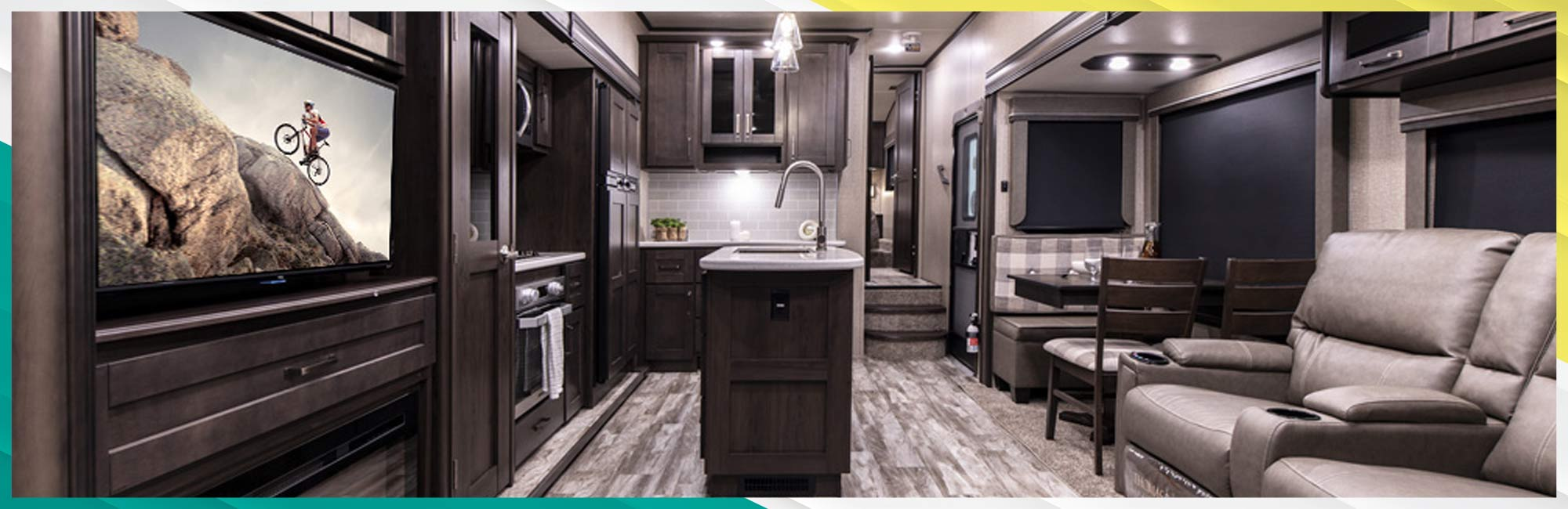 best RV for a family to live in