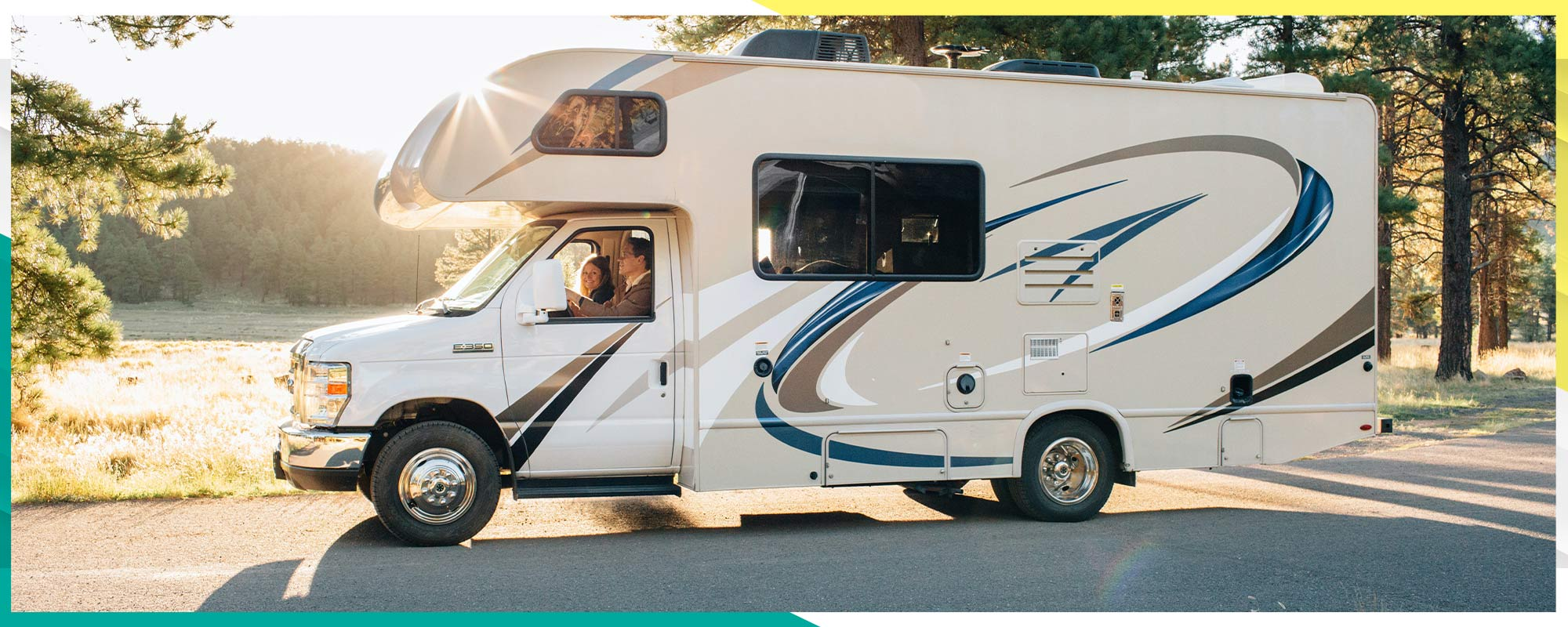 RV service summertime appointment