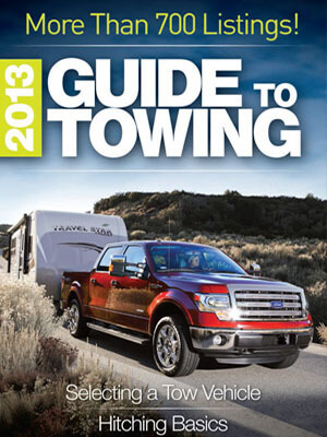 2013 Guide to Towing
