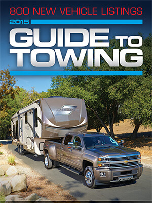 2015 Guide to Towing